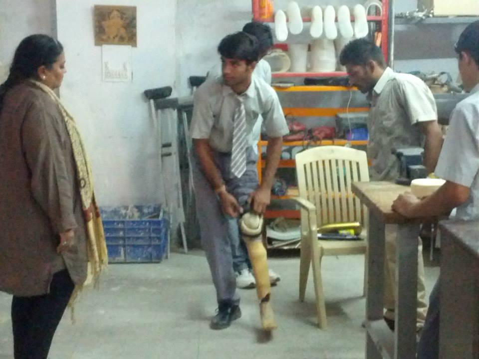 Laureus Sport in Indien - Soziales Sportprojekt IMAGE - Shyam Lal