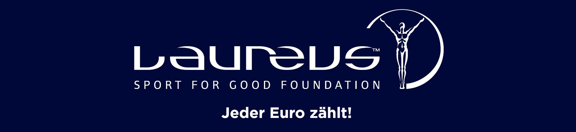 Sinnvoll Spenden - Laureus Sport for Good Stiftung