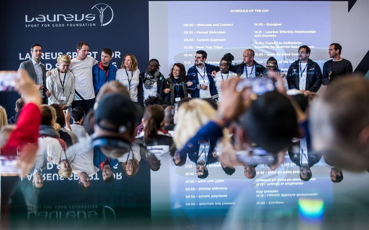 Laureus Sport For Good Global Summit
