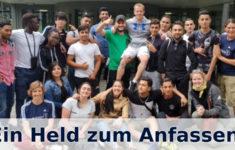Fabian Hambüchen - Ein Held zum Anfassen!