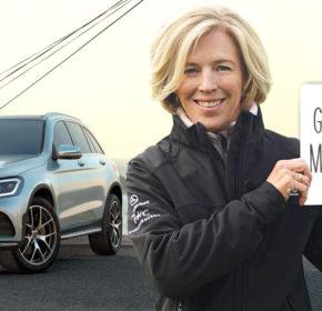 Top-Springreiterin Meredith Michaels-Beerbaum startet Charity-Verlosung zugunsten von Laureus Sport for Good Förderprojekten!